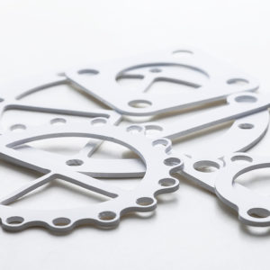 Expanded PTFE gasket material