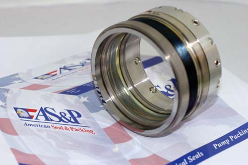 mechanical seal repairs