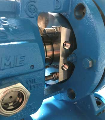 Installed Cartridge Mechanical Seals