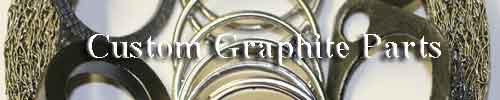 custom graphite parts
